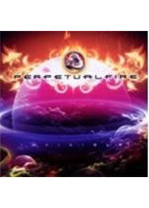 Perpetual Fire - Invisible (Music CD)