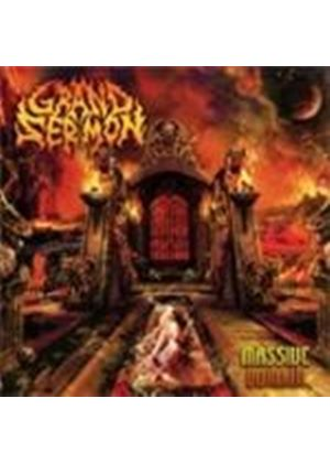 Grand Sermon - Massive Domain (Music CD)