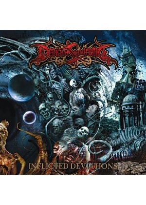Deviant Syndrome - Inflicted Deviations (Music CD)