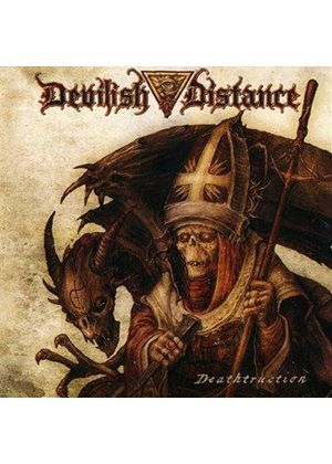 Devilish Distance - Deathtruction (Music CD)
