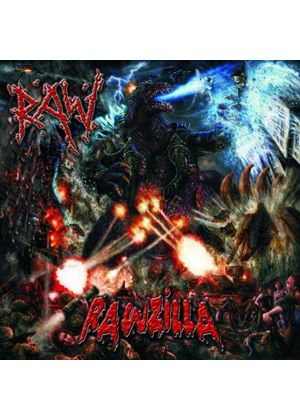 RAW - Rawzilla (Music CD)