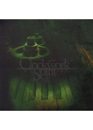 Clockwork Spirit - Clockwork Spirit (Music CD)