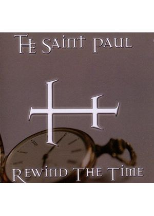 Saint Paul (The) - Rewind The Time (Music CD)