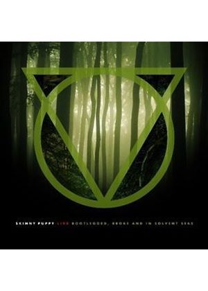 Skinny Puppy - Bootlegged, Broke and in Solvent Seas (Live Recording) (Music CD)
