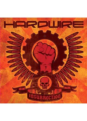 Hardwire - Insurrection (Music CD)