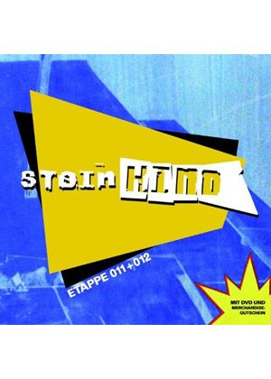 Steinkind - Etappe 011 + 012 (Music CD)