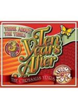 Ten Years After - Think About The Times (The Chrysalis Years 1969-1972) (Music CD)