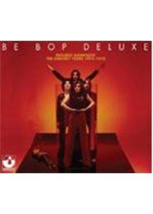 Be Bop Deluxe - Futurist Manifesto (The Harvest Years 1974-1978) (Music CD)