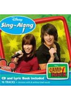 Various Artists - Disney Singalong - Camp Rock (Music CD)