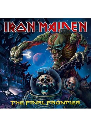 Iron Maiden - The Final Frontier (Music CD)