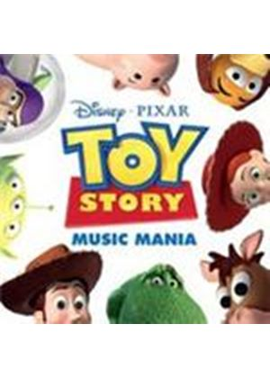 Various Artists - Toy Story - Music Mania (Music CD)