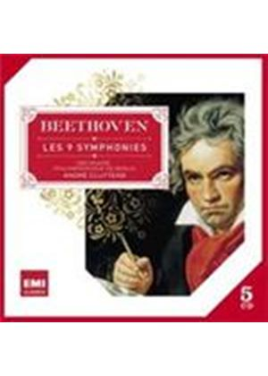 Cluytens conducts Beethoven Symphonies (Music CD)