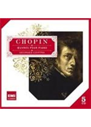 Cziffra plays Chopin (Music CD)