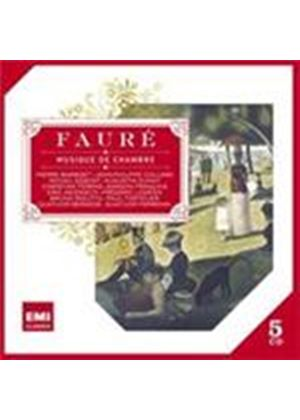 Fauré: Chamber Works (Music CD)