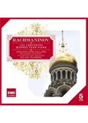 Collard plays Rachmaninov (Music CD)