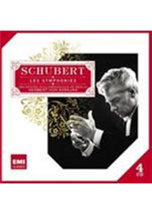 Karajan conducts Schubert Symphonies (Music CD)