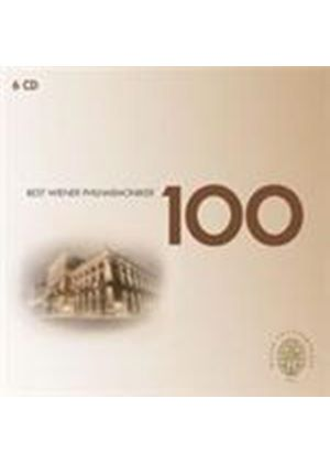 100 Best Wiener Philharmoniker (Music CD)