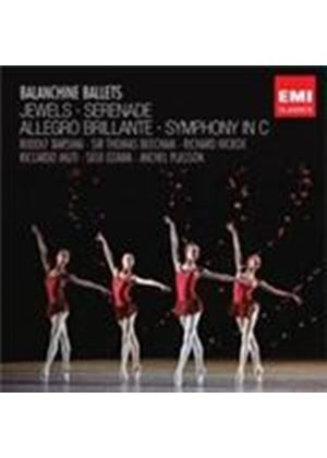 Balanchine Ballets (Music CD)