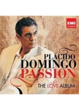 Placido Domingo - Passion (Music CD)