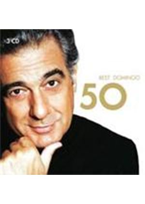 Placido Domingo - 50 Best (Music CD)