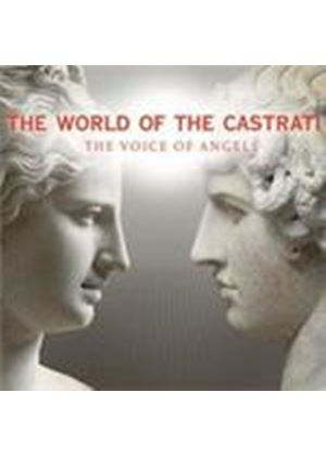 (The) World of Castrati - Angel Voices (Music CD)