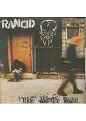 Rancid - Life Wont Wait (Music CD)