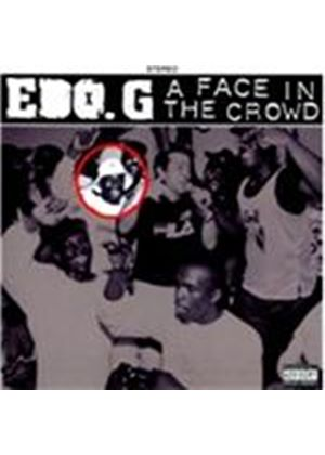 Ed O.G - Face In The Crowd (Parental Advisory) [PA] (Music CD)