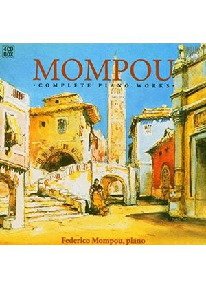 Mompou: Piano Works