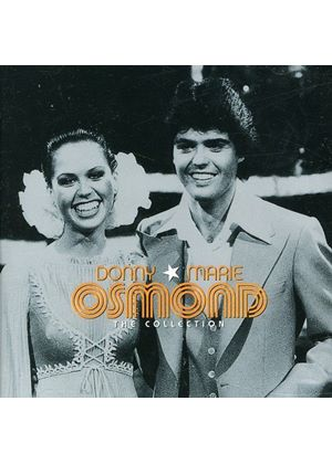 Donny And Marie Osmond - The Collection (Music CD)