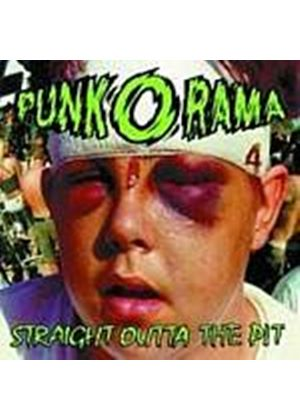 Various Artists - Punk-O-Rama 4 Straight (Music CD)