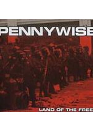 Pennywise - Land Of The Free (Music CD)