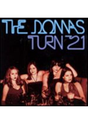 The Donnas - Turn 21 (Music CD)