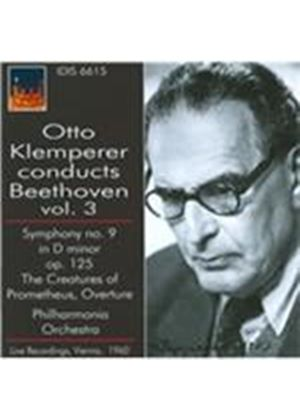 Otto Klemperer Conducts Beethoven, Vol. 3 (Music CD)