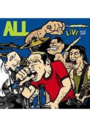 All - Live Plus One (Music CD)