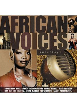 Various Artists - African Voices Anthology (Music CD)