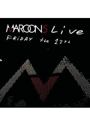 Maroon 5 - Live Friday The 13th [CD + DVD] [Australian Import]