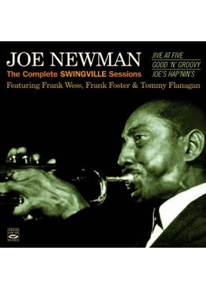 Joe Newman - Complete Swingville Sessions (Music CD)