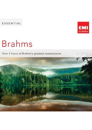 Essential Brahms (Music CD)