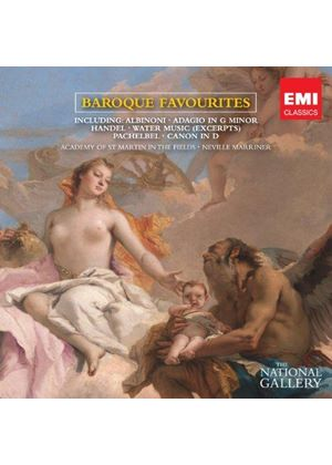 Favourite Baroque Classics (The National Gallery Collection) (Music CD)