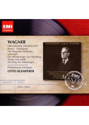 Wagner: Orchestral Highlights (Music CD)