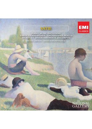 Satie: Piano Music (The National Gallery Collection) (Music CD)