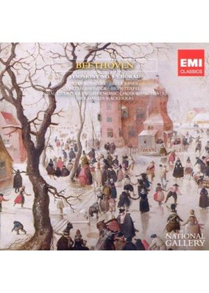 "Beethoven: Symphony No. 9 ""Choral"" (Music CD)"