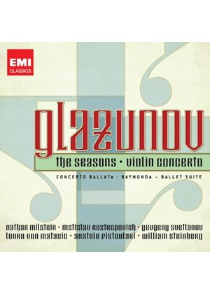 20th Century Classics: Glazunov (Music CD)