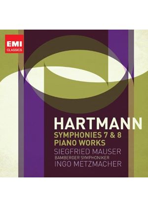 20th Century Classics: Hartmann, Vol. 2 (Music CD)