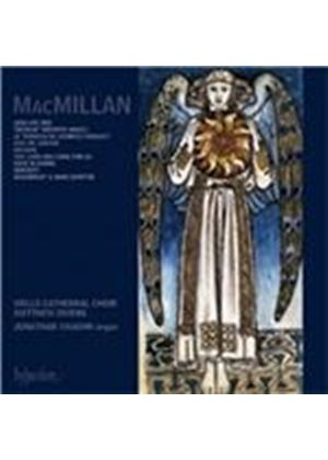MacMillan: Jubilate Deo; Tremunt videntes angeli; Le tombeau de Georges Roualt; Etc. (Music CD)