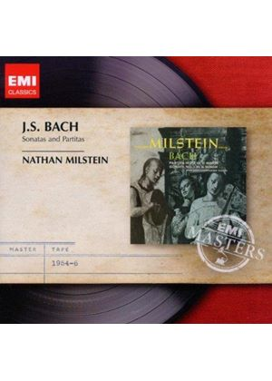 Bach: Sonatas & Partitas (Music CD)