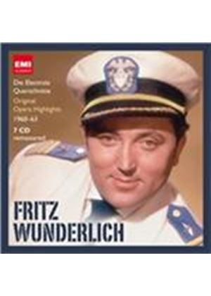 Fritz Wunderlich: The Electrola Recordings, 1960-1963 (Music CD)
