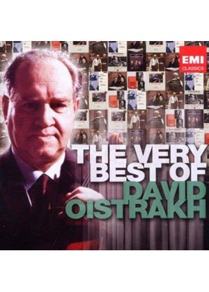 Very Best of David Oistrakh (Music CD)