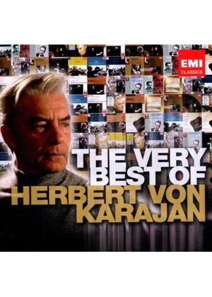 Very Best of Herbert von Karajan (Music CD)