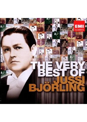 Very Best of Jussi Björling (Music CD)